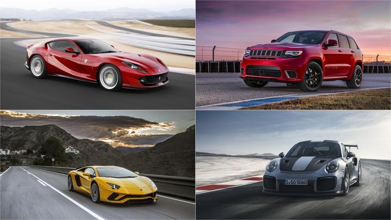 13 Cars with 700+ Horsepower You Can Buy Today