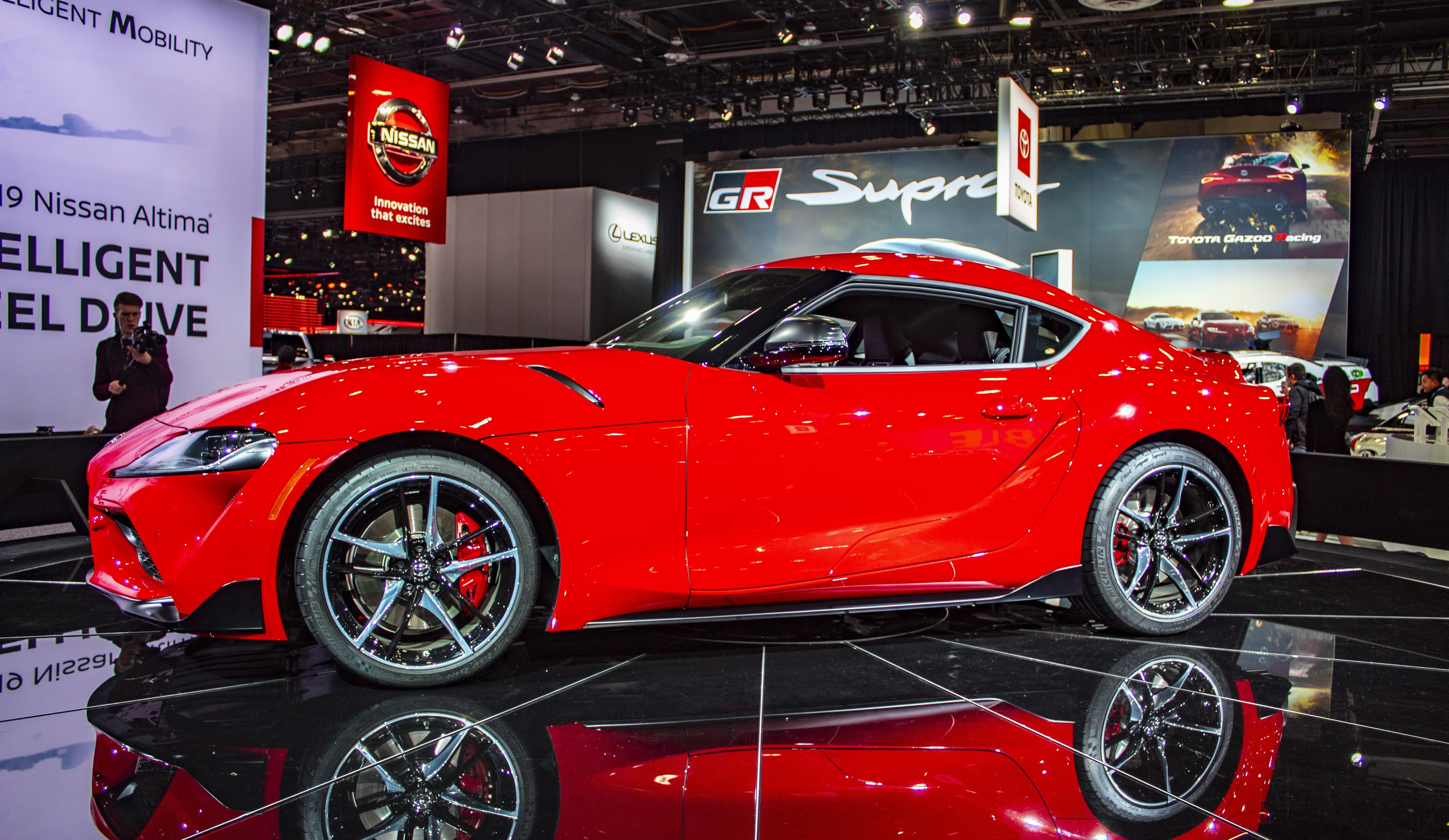 14 Little-Known Facts About The 2020 Toyota Supra A90 [TopSpeed