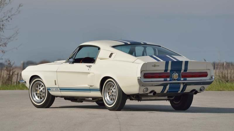 A One-of-One 1967 Shelby GT500 Super Snake Sold for $2.2 Million at a Mecum Auction - image 815859
