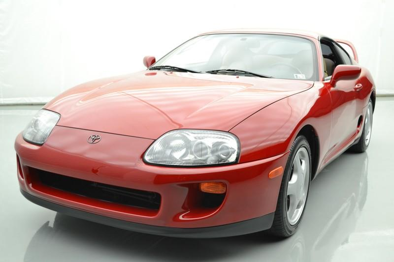 Shady Toyota Dealership Buys that Mint-Condition 1994 Supra; Relists it at $500,000