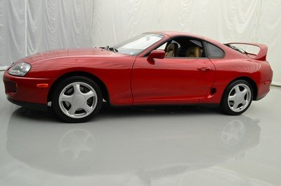 A 1994 Toyota Supra With 7k Miles Sold For Crazy Money | Top