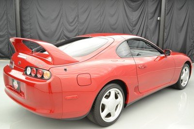 A 1994 Toyota Supra With 7k Miles Sold For Crazy Money | Top Speed