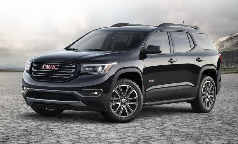 2020 Ford Explorer vs 2019 GMC Acadia: How They Compare