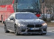 2019 BMW M8 Gran Coupe - image 818243