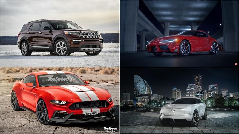 2019 Detroit Auto Show - Everything You Need to Know