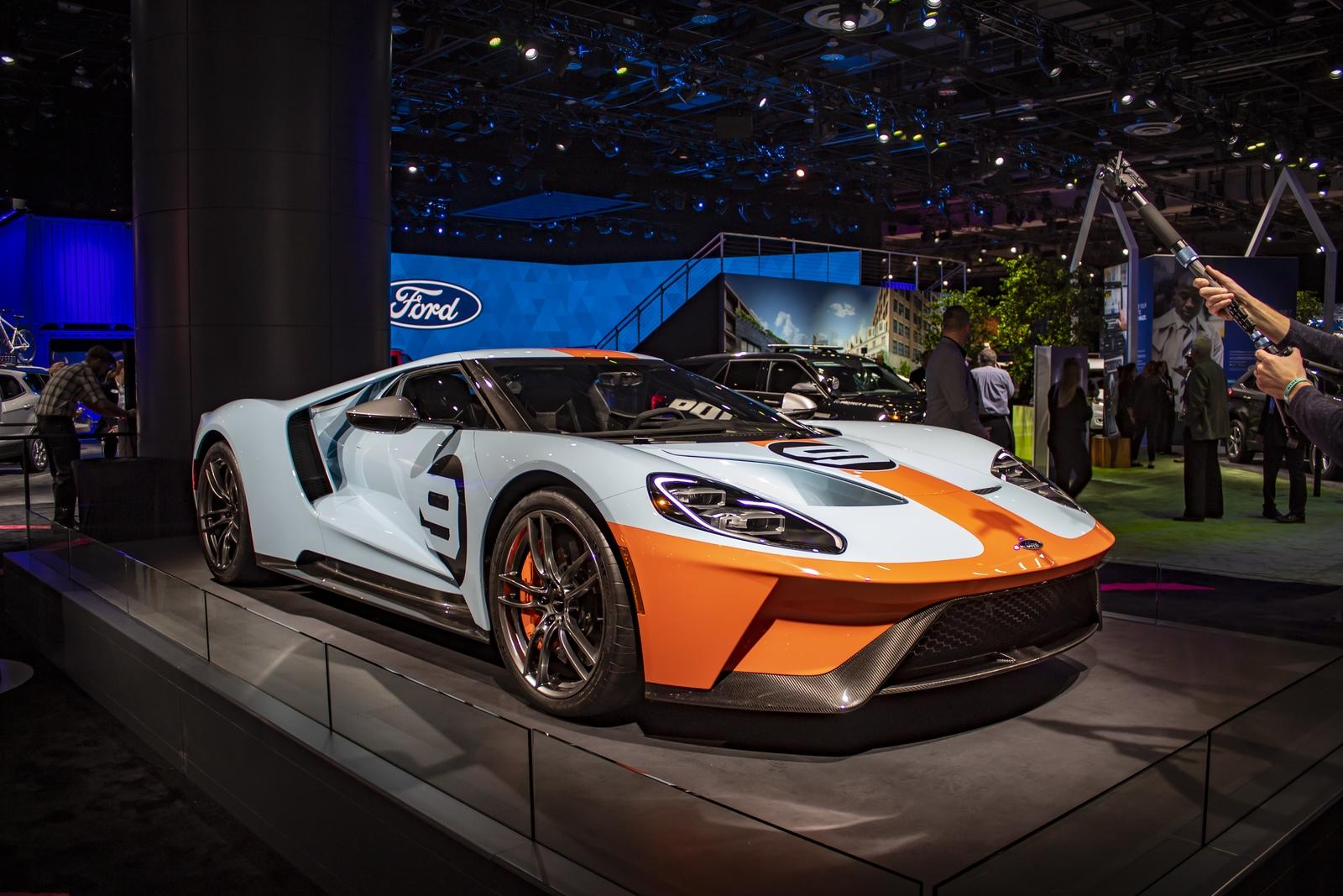 2019 Ford GT Heritage Edition | Top Speed