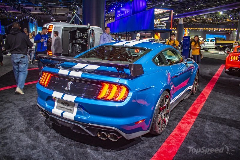 2020 Ford Mustang Shelby GT500 - image 816550