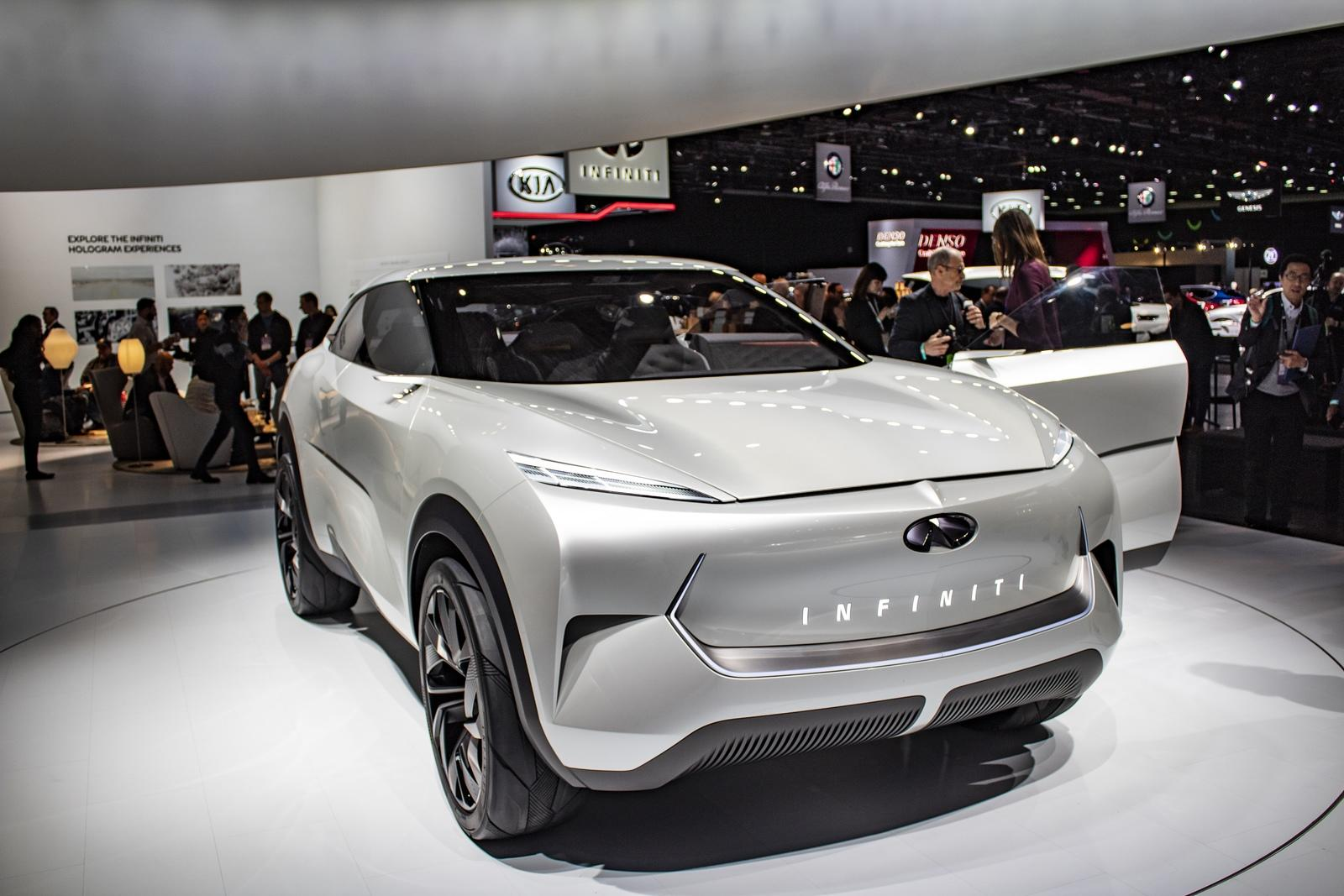All Types Of Cars >> 2019 Infiniti QX Inspiration Concept | Top Speed