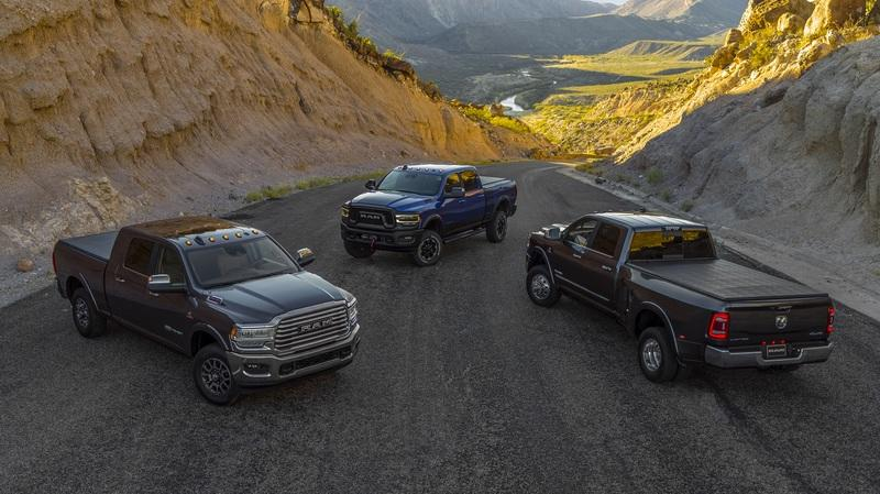 2019 Ram Heavy Duty Looks Menacing, Pumps out 1,000 Pound-Feet! - image 814365