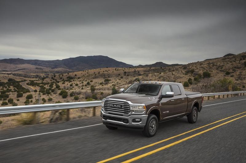 2019 Ram Heavy Duty Looks Menacing, Pumps out 1,000 Pound-Feet!