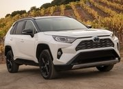 2019 Toyota RAV4 - Quirks and Features - image 819118