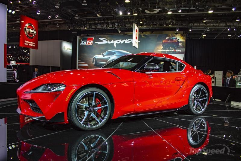 Someone Is Cramming An LMP1 V-10 Into a 2020 Toyota Supra A90