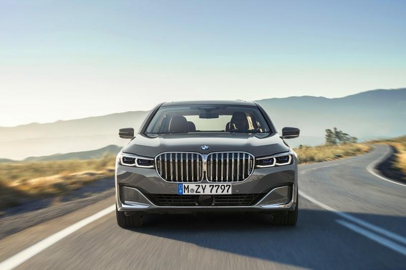 There's More to the 2020 BMW 7 Series Than that Massive Grille Exterior - image 815740