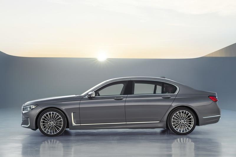 The Future BMW 7 Series EV, Dubbed i7, Will Be More Capable Than You Think