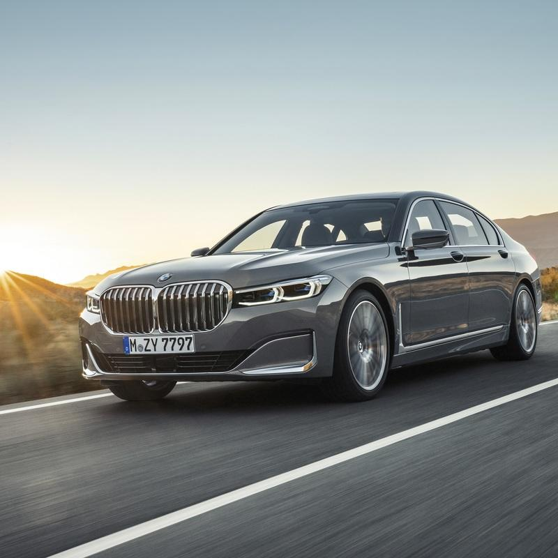 There's More to the 2020 BMW 7 Series Than that Massive Grille Exterior - image 815776