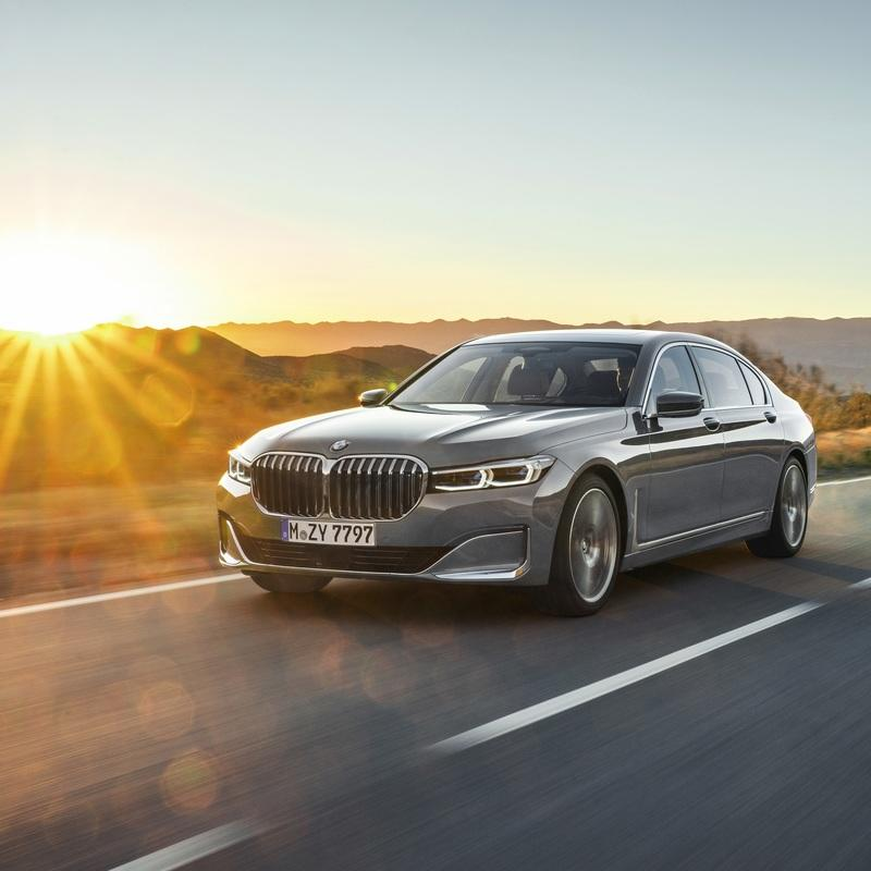 Bmw 2020: The 2020 BMW 7 Series Intelligent Personal Assistant Is