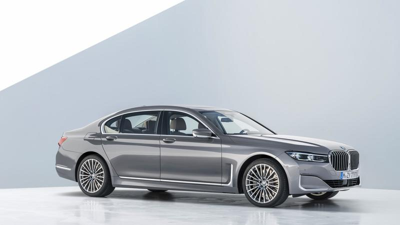 The 2020 BMW 7 Series Is A Bavarian Tech Fest