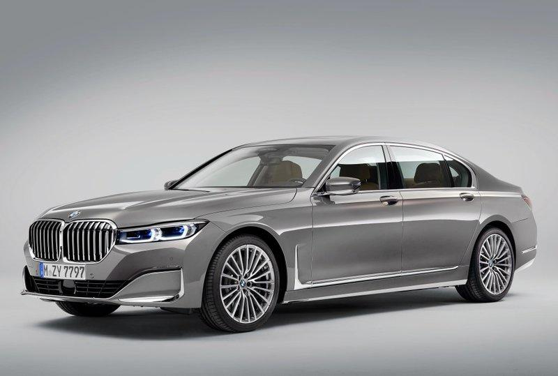 2020 BMW 7 Series LWB Leaks Mere Hours Prior to Official Debut