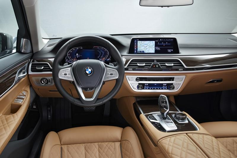 The 2020 BMW 7 Series Intelligent Personal Assistant Is Equal Parts Creepy and Cool - image 815724