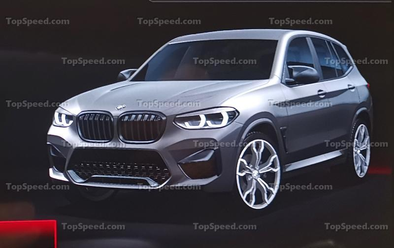 2020 BMW X3 M Production Styling Revealed With Fresh Spy Shots!