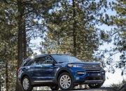 Wallpaper of the Day: 2020 Ford Explorer - image 813350
