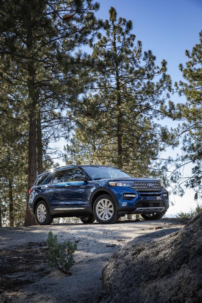 Wallpaper Of The Day: 2020 Ford Explorer | Top Speed