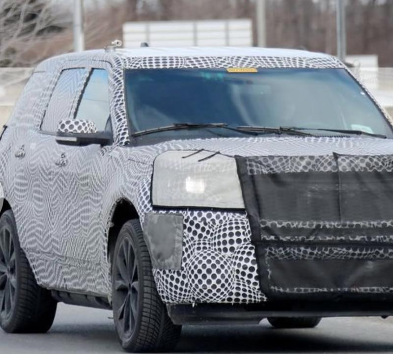 2020 Ford Explorer Top Speed
