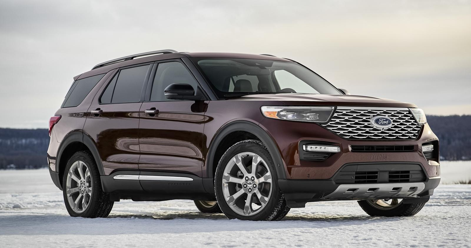 9 Little Known Facts About The 2020 Ford Explorer | Top Speed