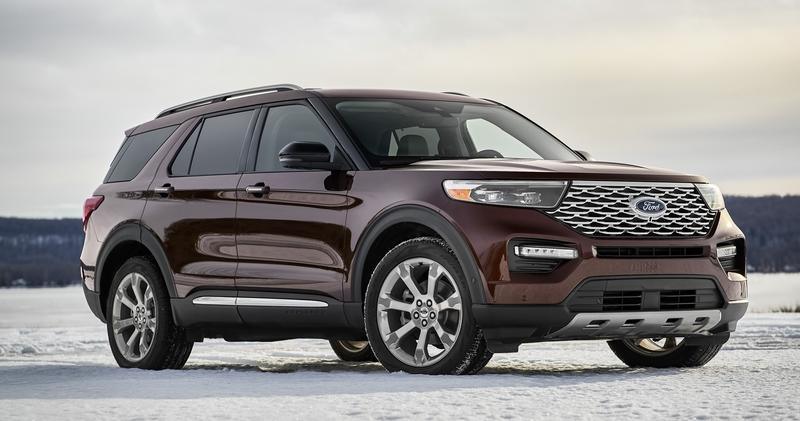 9 Little Known Facts About the 2020 Ford Explorer