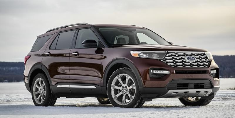 2020 Ford Explorer - image 813506