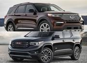 2020 Ford Explorer vs 2019 GMC Acadia: How They Compare - image 813602