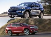 2020 Ford Explorer vs 2019 GMC Acadia: How They Compare - image 813603