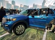 The 2020 Ford Explorer Hybrid Features a Weird Drivetrain Layout - image 814879