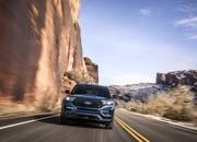 2020 Ford Explorer ST does well in first video review - image 814710