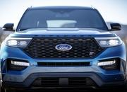 2020 Ford Explorer ST does well in first video review - image 814717