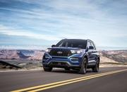 2020 Ford Explorer ST does well in first video review - image 814707