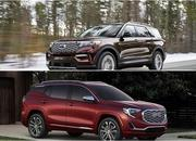 2020 Ford Explorer vs 2019 GMC Acadia: How They Compare - image 813597