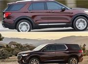 2020 Ford Explorer vs 2019 Chevy Traverse - image 818304