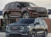 2020 Ford Explorer vs 2019 GMC Acadia: How They Compare - image 813595