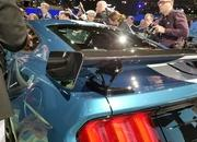 2020 Ford GT500 brings 700+ Horses and Dual-Clutch To Detroit - image 814621