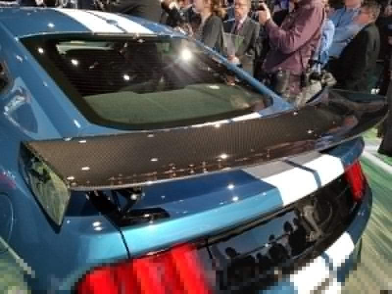 2020 Ford GT500 brings 700+ Horses and Dual-Clutch To Detroit - image 814623