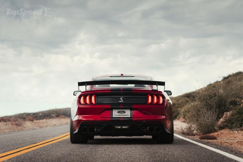 2020 Ford Mustang Shelby GT500 - image 814242