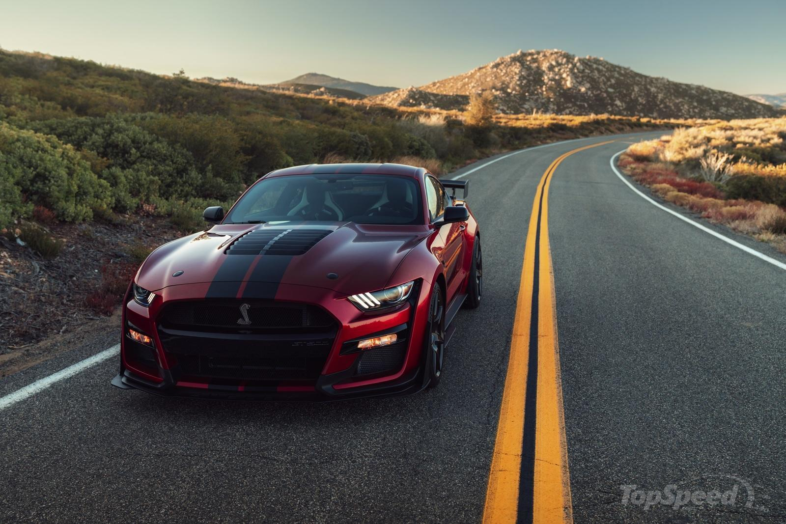 The Ford Shelby Gt500 Will Land In Australia But At A Huge