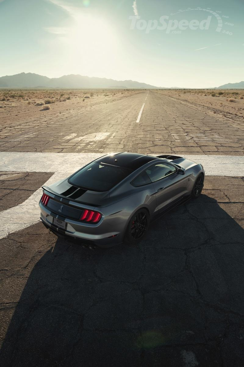 Wallpaper of the Day: 2019 Ford Mustang Shelby GT500