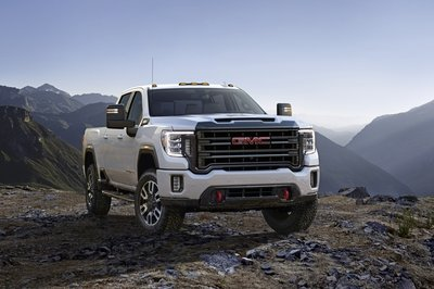 Comparison: Is The GMC Sierra AT4 A Solid Alternative To The
