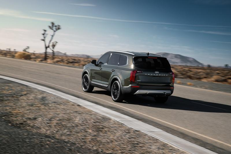 Wallpaper of the Day: 2020 Kia Telluride
