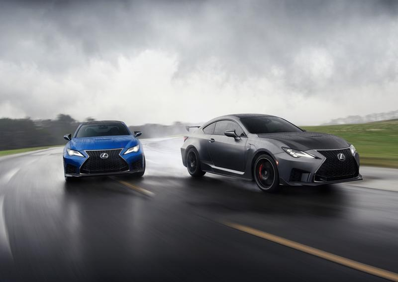 The Only Remaining N/A V-8 Sports Coupe Outside America Updated - 2020 Lexus RC F - image 814156