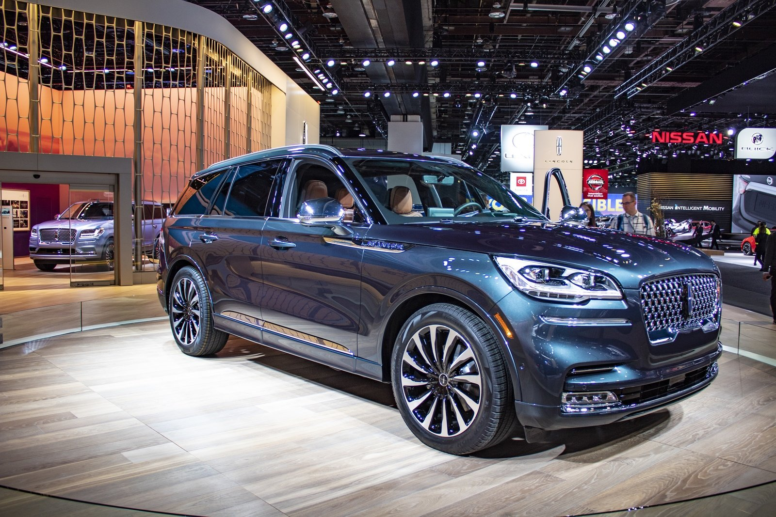 Cars With Third Row Seating >> Lincoln Aviator: Latest News, Reviews, Specifications, Prices, Photos And Videos | Top Speed