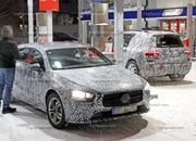 2020 Mercedes-Benz CLA Shooting Brake - image 817581