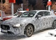 2020 Mercedes-Benz CLA Shooting Brake - image 817573